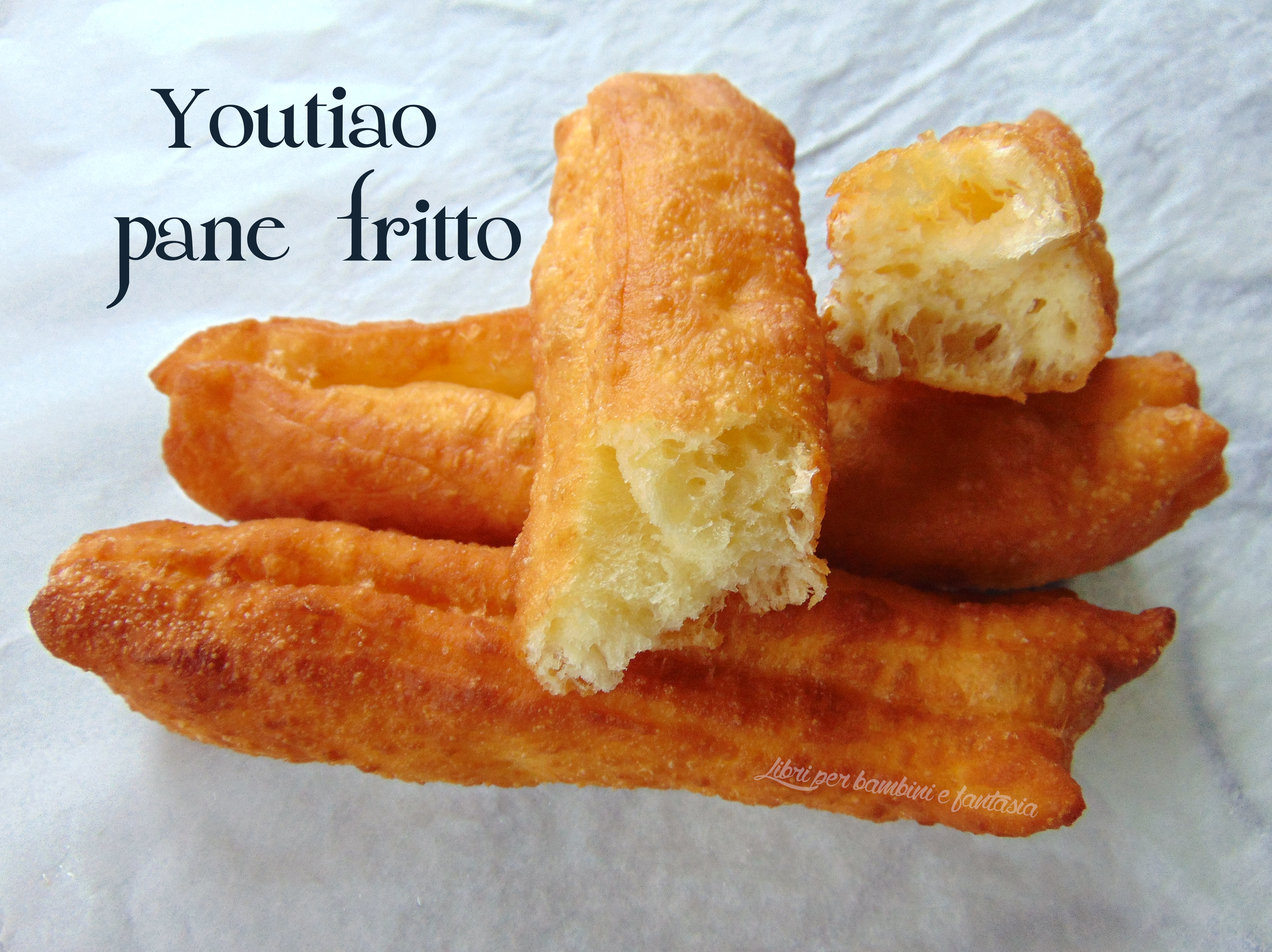 Men a due per il capodanno cinese youtiao pane fritto for Menu cinese ricette