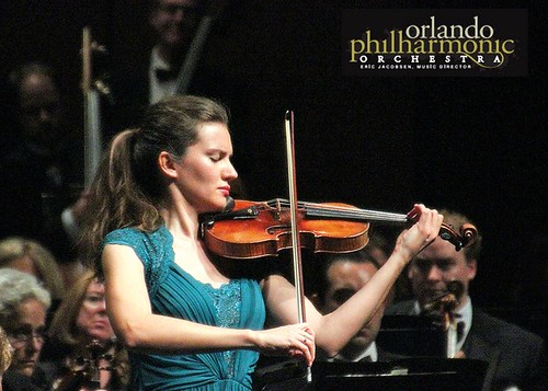 Rimma Plays Tchaikovsky at the Bob Carr Theater