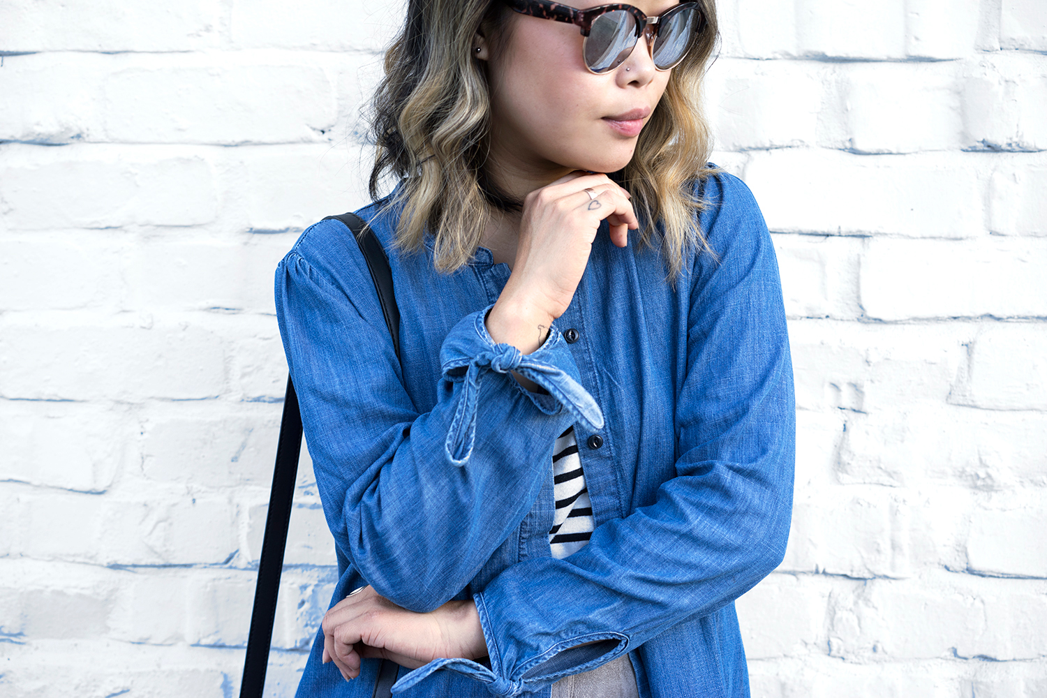 02madewell-denim-chambray-bow-tie-stripes-fashion-style