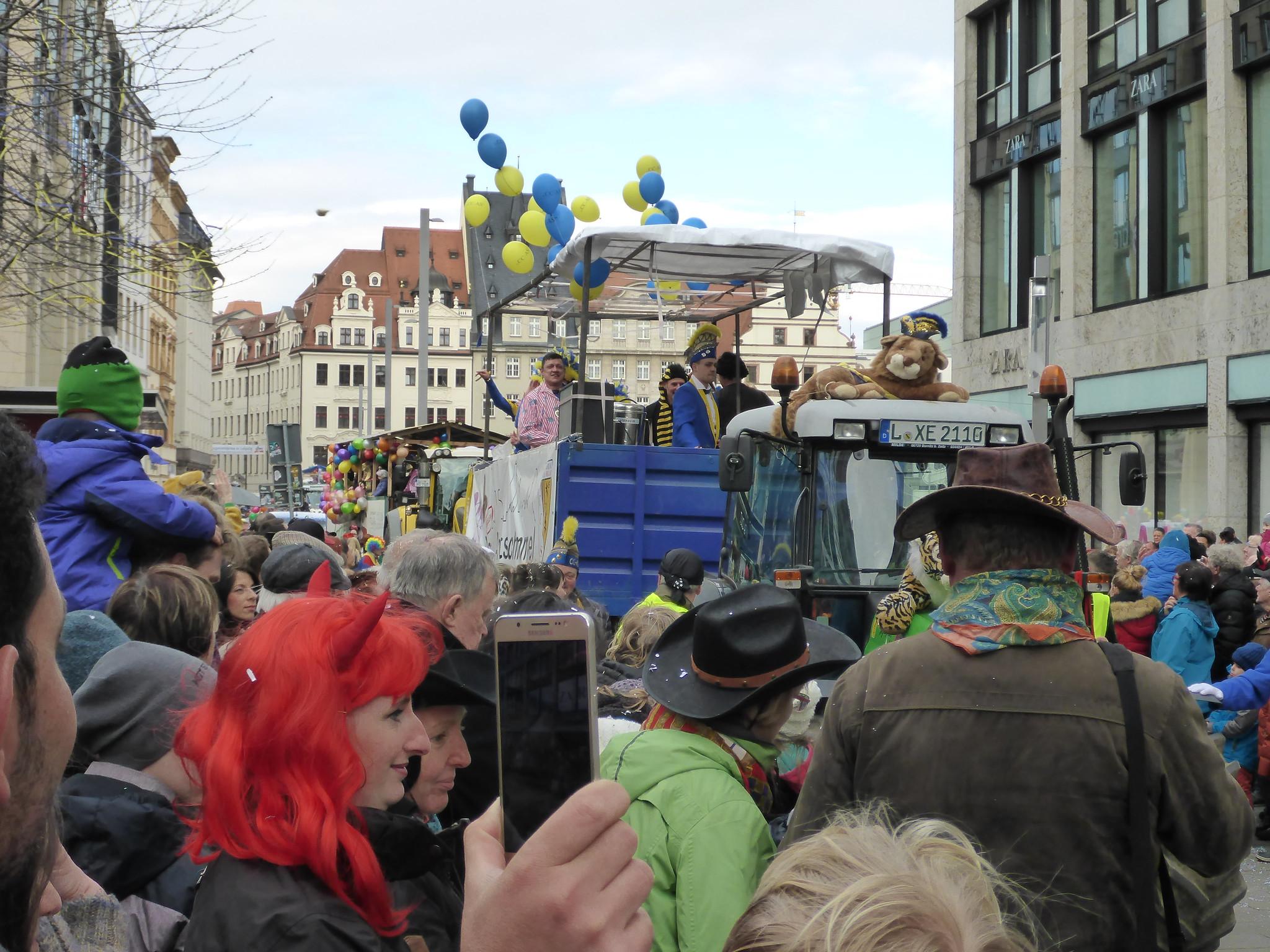 Karnevalsumzug Leipzig 2017 142