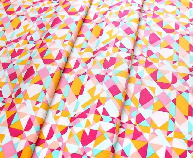 Art Gallery Fabrics Joyful Fusion Go-Go London Joyful
