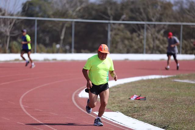 Ministro de Cultura y Deportes supervisa instalaciones del parque Erick Barrondo