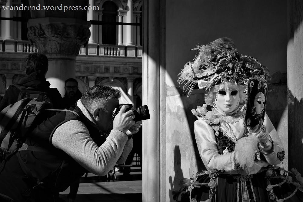 Carnevale di Venezia - Karneval in Venedig