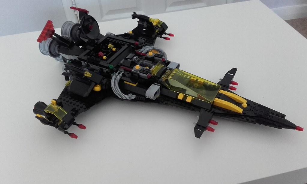Lego Blacktron Blacktron Blacktron Spaceship