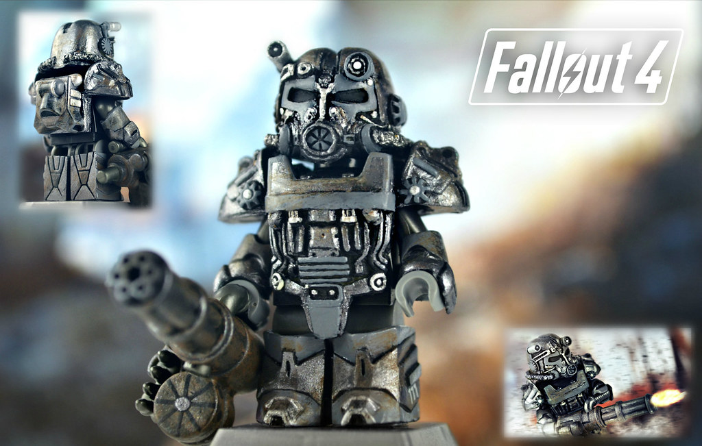 lego fallout 4 t 60 power armor with fallout 4 dropping flickr