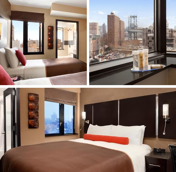 Hotel Howard Johnson en el barrio de Soho de Nueva York
