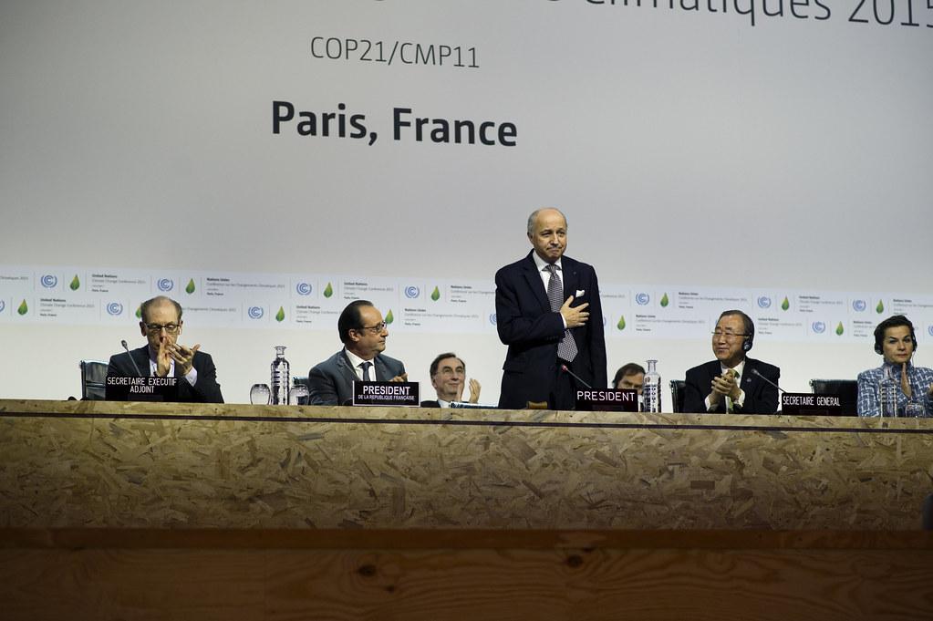 攝影:Benjamin Géminel。圖片來源:COP PARIS