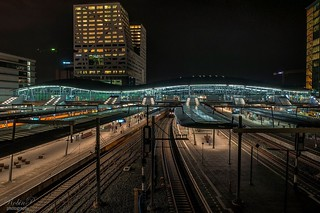 Station Utrecht | by RobinP photos