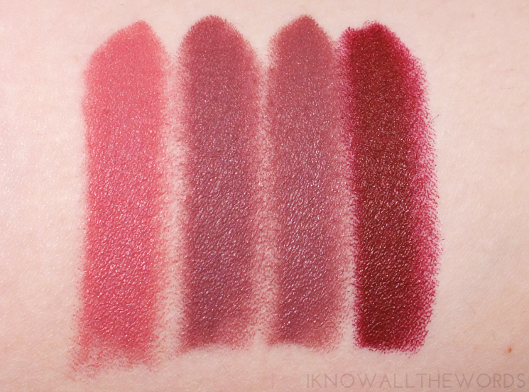 maybelline inti-matte nudes and loaded bolds (1)