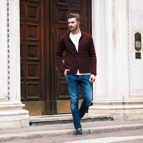 Gian Maria Sainato from Lookbook