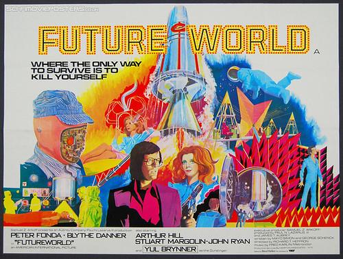 Futureworld - Poster 2
