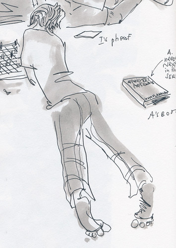 Sketchbook #101: People Working