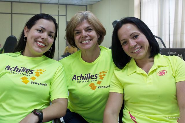 1er Chequeo Médico Achilles Venezuela