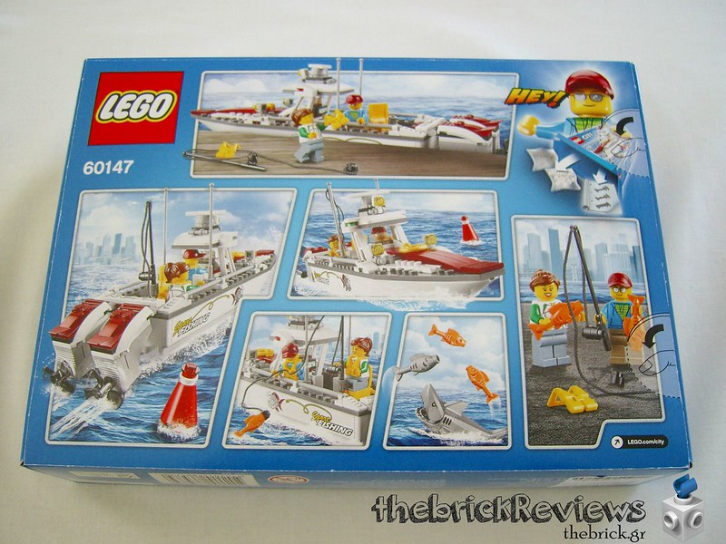 ThebrickReview: 60147 Fishing Boat 33262323575_5517894349_c