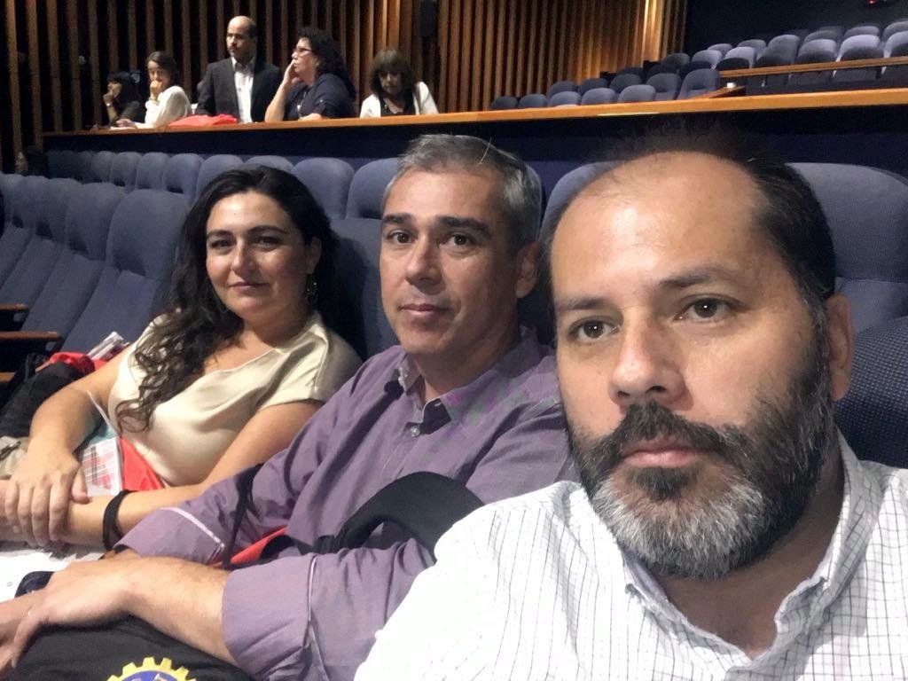 """AFIICH participó en Seminario """"Promoviendo el Dialogo Social en Chile"""""""