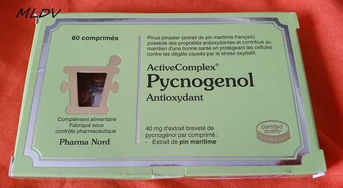 Le pycnogénol  active complex