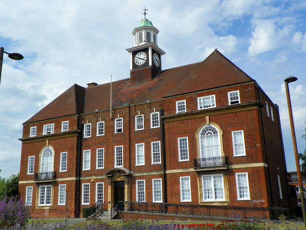 Town Hall, Letchworth Garden City | Town Hall, Letchworth Ga… | Flickr