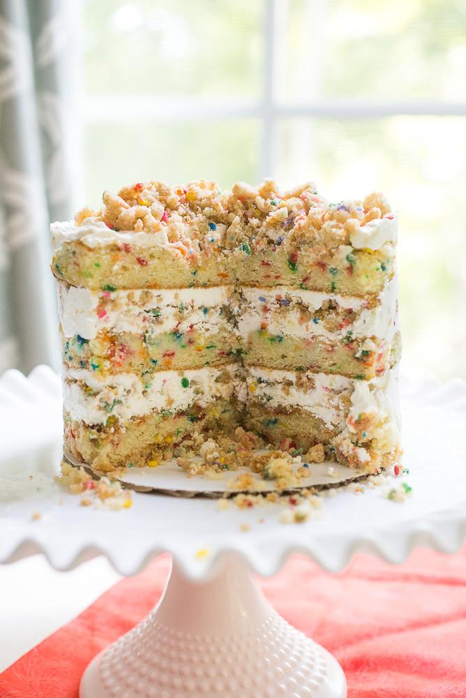 Milk Bar Birthday Layer Cake - Smells Like Home