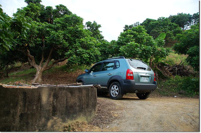 觀音山停車處