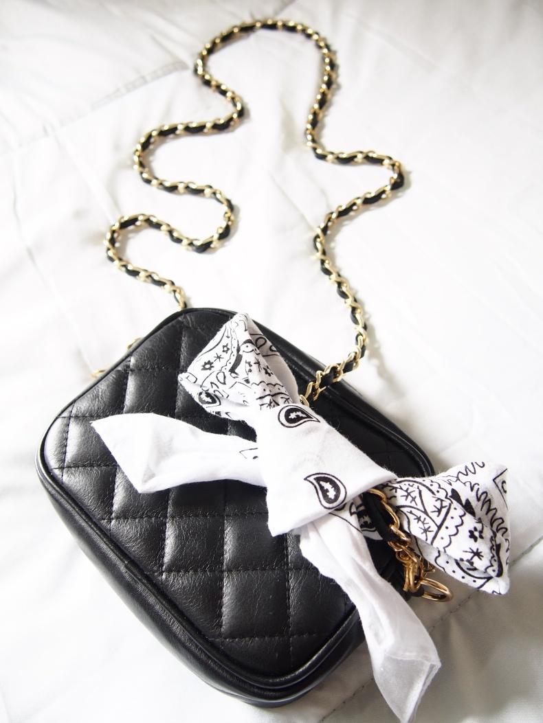 #tiedtogether white bandana