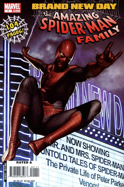 Spider-Man Family Amazing v1