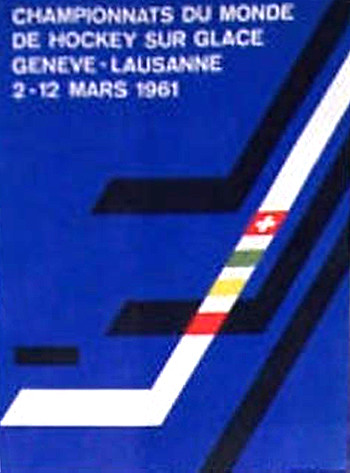 1961 World Championships logo