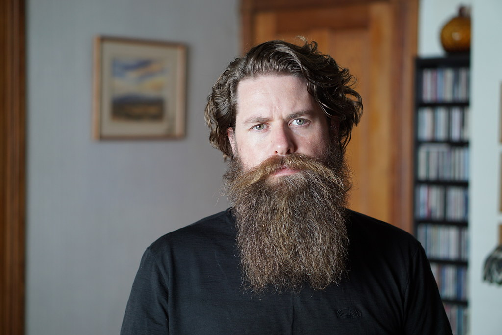 Hair Style With Beard: YEARD: A Yeard Is 1 Year Of Full Beard Natural Untrimmed B