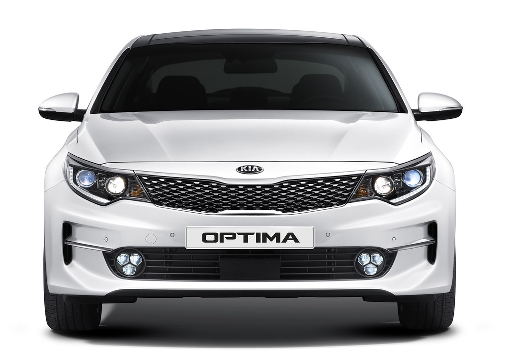 Kia Optima Kia Motors Nederland Flickr