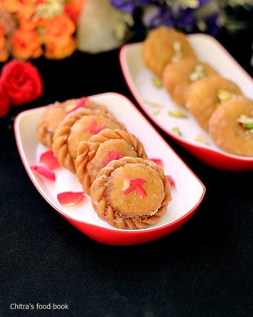 butter badusha