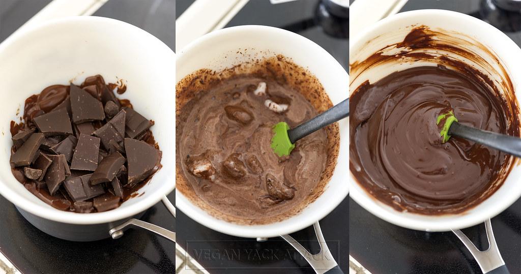 Vegan Chocolate Fudge Frosting
