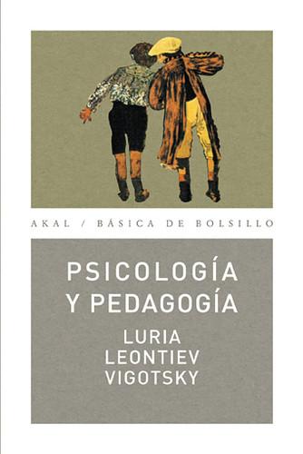 Psicología y Pedagogía - Luria Leontiev