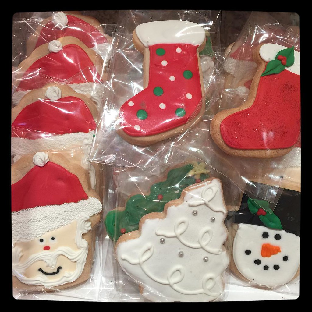 We Have Decorated Cookies Available For Sale Today And Tom