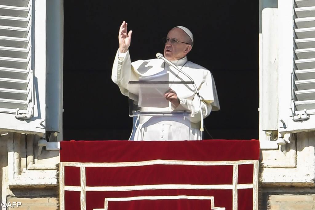 Đức Thánh Cha Phanxicô: Anh Chị Em Hãy Vui Luôn Trong Niềm Vui Của Chúa