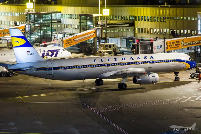 Lufthansa - A321 - D-AIDV (1)