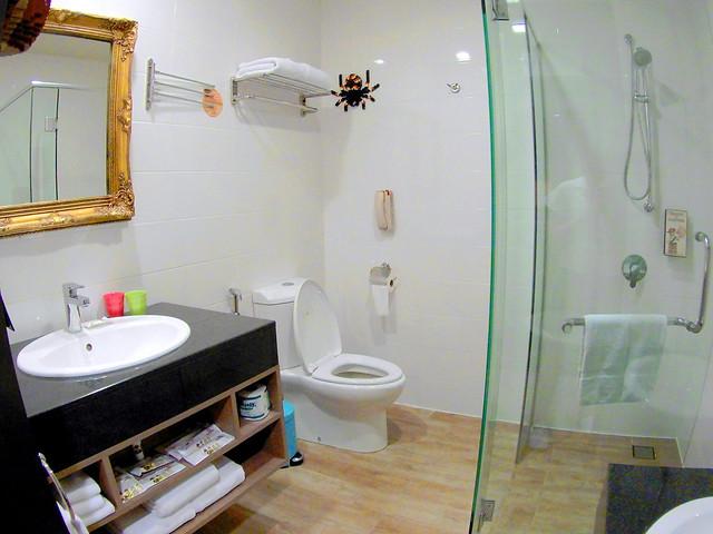 Legoland Hotel Toilet