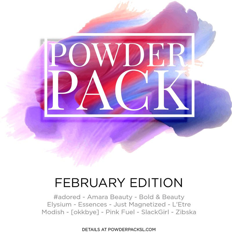 Time To Pre Order Powder Pack!