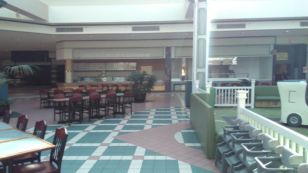Oak Hollow Mall -- High Point, NC