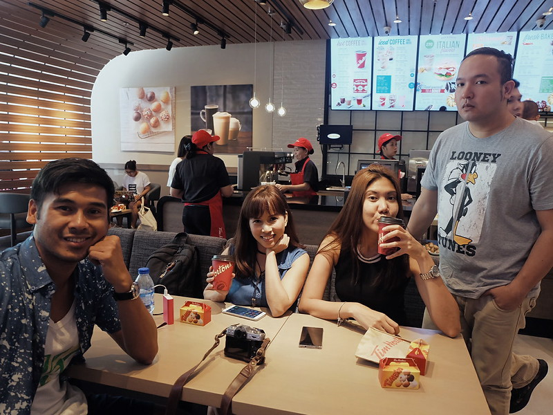 tim hortons manila philippines review
