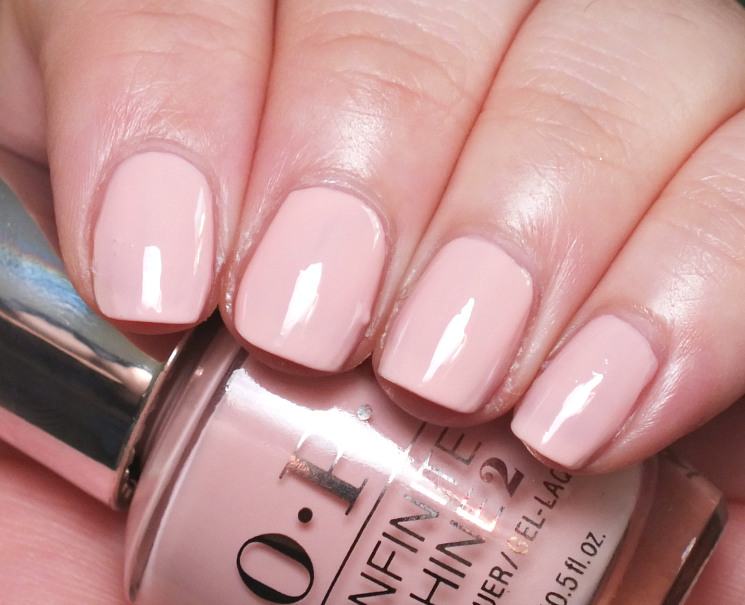 opi infinite shine sweet heart