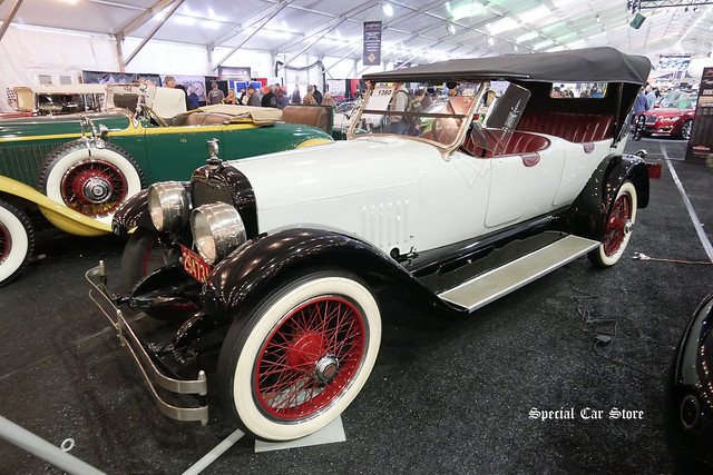 1923 MERCER SERIES 6 SPORTING
