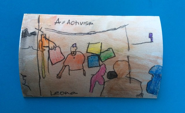 Art Without Walls: A is for Art and Activism