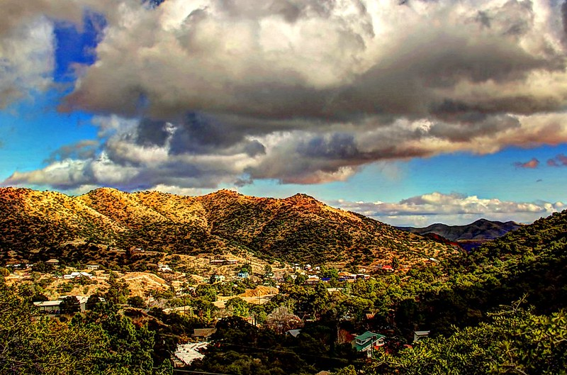 Bisbee, HDR
