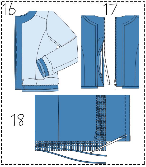 Step 16 17 18