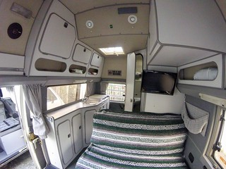 Inside the beast (VW LT Florida)