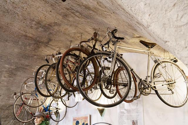 alte Rennräder