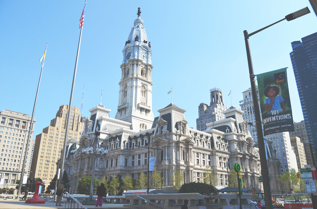 Philadelphia | via It's Travel O'Clock