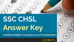SSC CHSL Question Papers and Answer Keys 2015