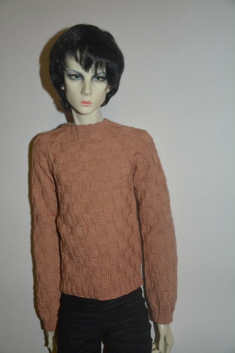 Pullover for BJD №3 | by pechenuha1