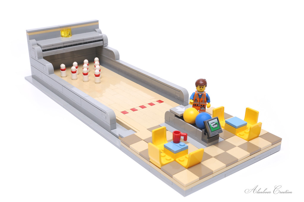 LEGO Bowling | Let's Rock it !! | alanboar | Flickr