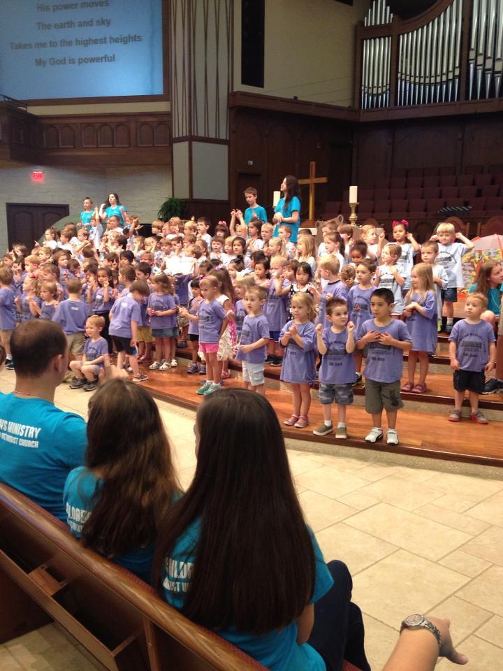 Christ United Methodist ChurchChildren's Choir - Christ